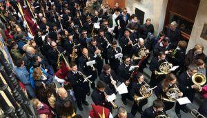 Aprobado el orden procesional de las Bandas que participarán en la Semana Santa de Cuenca de 2019