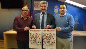Arranca en Guadalajara la campaña de dinamización comercial de San Valentín 2019. Premios con Corazón