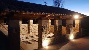 Córcoles luce de nuevo su lavadero gracias al Ayuntamiento de Sacedón y la colaboración de FADETA