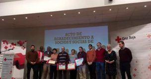 Cruz Roja Brihuega reconoce la labor de sus socios y voluntarios