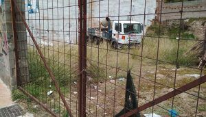 Cs Cuenca insiste en forzar la limpieza de los solares abandonados para mejorar la imagen de degradación de muchos barrios