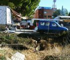 Cs Cuenca insiste en la necesidad de acondicionar el mercadillo municipal o, en caso contrario, buscar un espacio más seguro