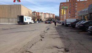 Cs Cuenca propone reurbanizar la avenida de los Alfares entre las glorietas del Policlínico y la A40