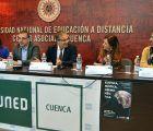 Cuenca acoge las jornadas 'Estética, Mística, Hermenéutica', que sirven de broche final a la exposición 'Vía Mística'