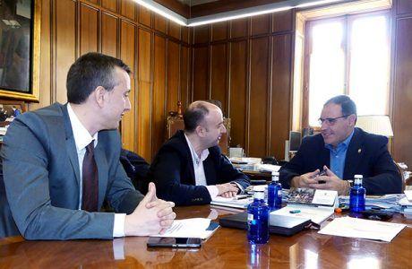 Diputación de Cuenca aúna esfuerzos con CEOE CEPYME para atraer inversiones empresariales a la provincia