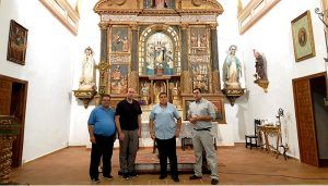 Diputación de Cuenca emprenderá a principios de marzo la restauración del Retablo Mayor de la iglesia de Hontanaya