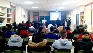 Diputación de Cuenca fomenta la cultura emprendedora entre cerca de 1.200 alumnos de ESO, Bachillerato y FP de 19 municipios