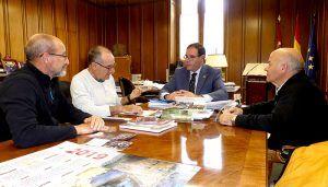 Diputación de Cuenca refuerza su respaldo al VI Concurso Nacional de Mastín Español con su celebración en el recinto de la Hípica
