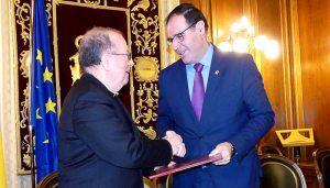 Diputación de Cuenca y Obispado mejorarán este año cerca de medio centenar de edificios religiosos de la provincia
