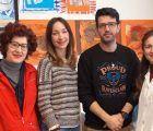 Dos profesores de Cogolludo van de Erasmus a Italia