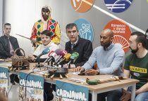 Doscientos enmascarados y las peñas de Guadalajara darán sonido y color al Carnaval 2019