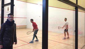 El Ayuntamiento de Cuenca acondiciona las pistas de squash y compra material para el gimnasio del polideportivo San Fernando