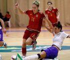 El Ayuntamiento de Cuenca ofrecerá el viernes un recibimiento a la capitana de la Selección Española de Fútbol Sala, Ana Luján