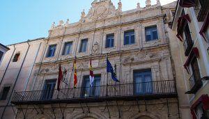 El Ayuntamiento de Cuenca prevé la finalización de las obras del parking de Astrana Marín para el mes de junio