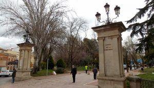 El Ayuntamiento de Guadalajara cierra de manera preventiva diversos parques ante la alerta amarilla por vientos fuertes