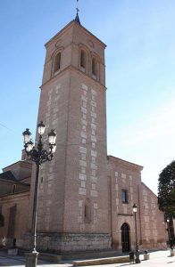 El Ayuntamiento instalará un sistema de iluminación ornamental de la Iglesia de Cabanillas del Campo