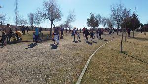 El Colegio La Milagrosa de Cuenca celebra su III Carrera Solidaria