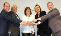 El Gobierno de Castilla-La Mancha y el Ejecutivo aragonés impulsan la conectividad de comunidades vecinas para potenciar las redes logísticas