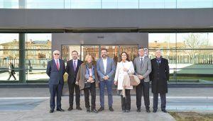 El Gobierno de España avanza en la próxima apertura del edificio de la Seguridad Social de Azuqueca de Henares