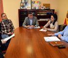 """El Gobierno regional adjudica las obras de reforma del frontón del CEIP """"Federico de Muelas"""""""
