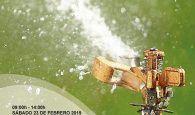 El sábado 23 de febrero, en el Aula de Medio Ambiente de Guadalajara, taller de técnicas de riego