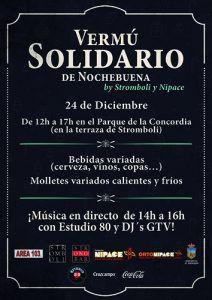 El Vermú Solidario de Nochebuena recauda más de 3.000 euros para la Fundación Nipace