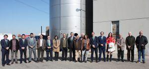 Eurocaja Rural traslada su apoyo y compromiso a las cooperativas de Madrid