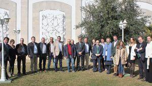 Eurocaja Rural visita diversas cooperativas agroalimentarias de Ciudad Real y les traslada su apoyo e implicación