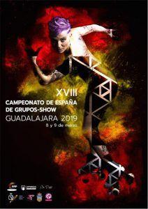 Guadalajara acoge el XVIII Campeonato de España de Patinaje Grupos Show