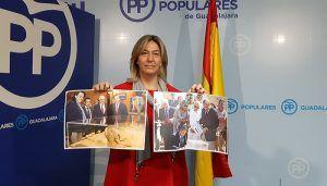 Guarinos denuncia que Sánchez y Page paralizan y retrasan un año y medio las obras del Parador de Turismo de Molina