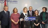 """Guarinos: """"El Gobierno de Sánchez, apoyado por el de Page, no puede negociar con golpistas el futuro de España. El futuro de España lo decidimos todos los españoles en las urnas"""""""