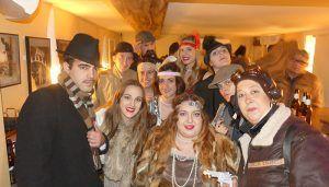 HC Hostelería del Casco Antiguo de Cuenca prepara las actuaciones de carnaval de los años 20 para este fin de semana