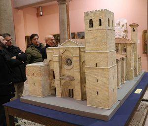 Inaugurada la segunda parte de Fortis Seguntina 'La catedral gótica y su mistagogia'