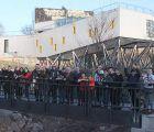 Inaugurado el Puente de la Juventud, sobre el Arroyo Cabanillas