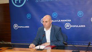 """José Jaime Alonso exige a Page que """"deje de tomar el pelo a los castellano-manchegos prometiendo ahora lo mismo que hace cuatro años y no ha cumplido"""""""