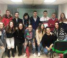 Juventudes Sociales de Cuenca refuerza la Agrupación Local de Horcajo de Santiago con la incorporación de una decena de nuevos afiliados