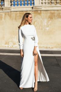 La alcarreña Raquel López presentará su colección de novia e invitada en Atelier Couture y en la iDFW en Dubai