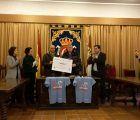 La ciudad de Huete entrega 10.906,40 euros a la lucha contra el cáncer