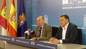 La Diputación de Guadalajara asumirá la subida del Salario Mínimo de los trabajadores del Plan de Empleo para que no repercuta en los ayuntamientos