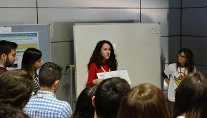 La doctoranda de la UCLM Lorena Mazuecos gana un concurso nacional de pósteres de investigación