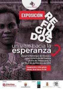 La Escuela de Música de Cuenca propone una tarde de sábado teatral con 'Hamlet' y solidaria con una exposición sobre el Congo