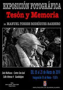 La exposición Tesón y Memoria sobre la exhumación de los restos de Timoteo Mendieta podrá verse en el centro San José a partir del 5 de marzo