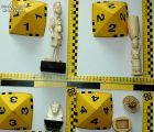 La Guardia Civil de Cuenca investiga a una persona que pretendía vender figuras de marfil de especies protegidas