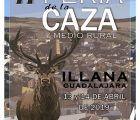 La II Feria de la Caza de Illana finalmente se celebrará el 13 y 14 de abril