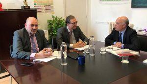 La Junta pide a Fomento implementar más servicios CIVIS para Guadalajara y tarifas Avant para el tren desde Albacete a Cuenca y Madrid