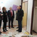 La Junta trabaja en el proyecto de ampliación del colegio Virgen de la Granja, de Yunquera de Henares