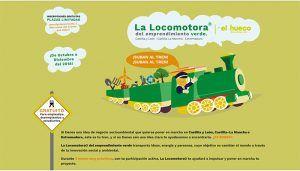 La Locomotora del Emprendimiento Verde termina su periplo en Castilla-La Mancha con 114 participantes