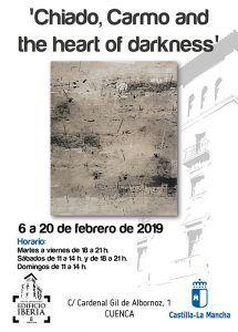 La Sala Iberia acoge la muestra internacional ´El Chiado, el Carmo y el Corazón de las Tinieblas´