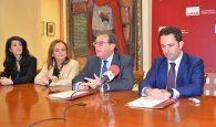 La UCLM y el Colegio de Notarios de Castilla-La Mancha renuevan su colaboración