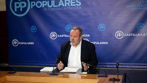 Labrador asegura que la voluntad mayoritaria de los españoles es que se celebren elecciones ya para acabar con un Gobierno de desastre y sinsentido que va a la deriva